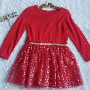 Cat & Jack dress 🎄